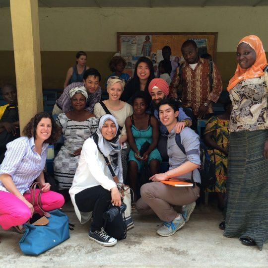 Ghana 2014 UPenn Product Design School Trip