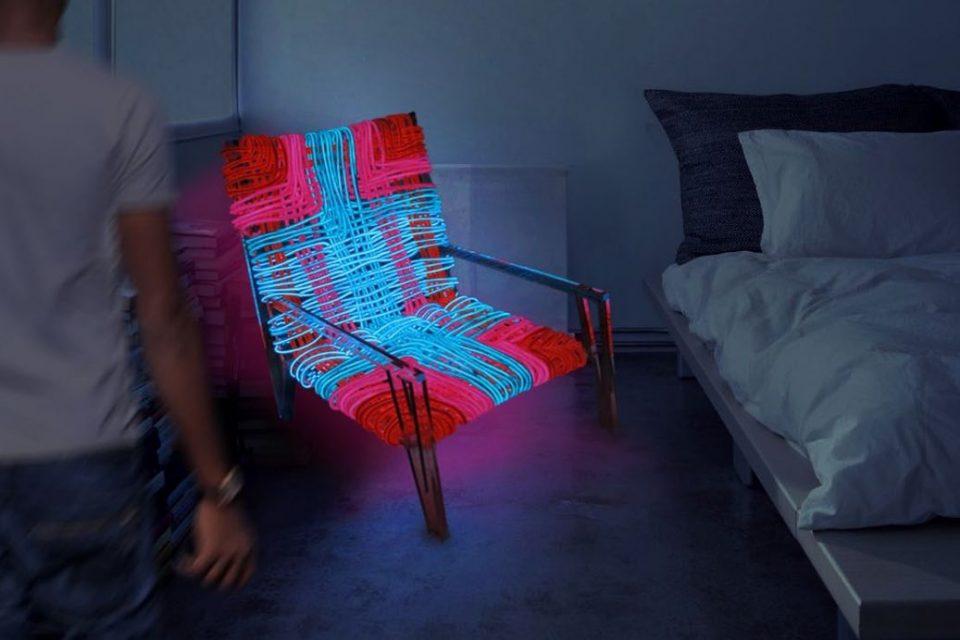 The Nightlife Chair UPenn Product Design University Portfolio