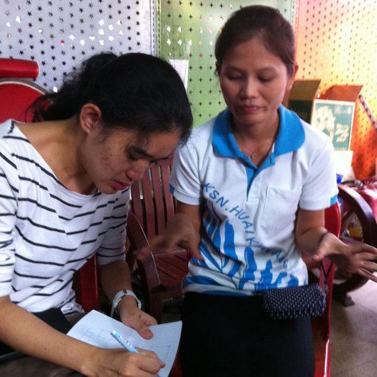 Thailand UPenn Product Design School Trip