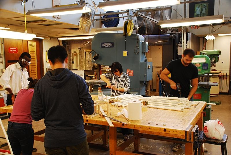 Penn Product Design University Courses Fabrication Lab